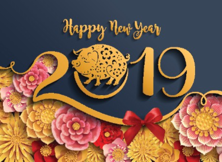 Chinese New Year 2019