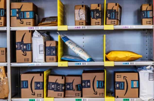 Amazon SBA Program