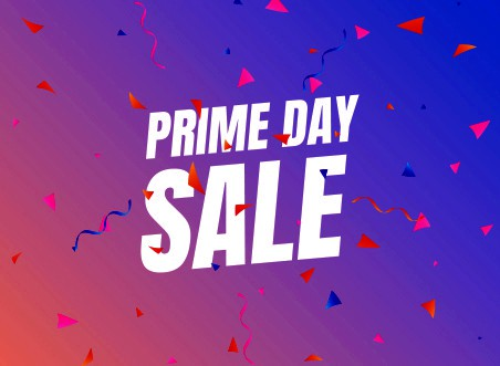 Prime Day Sale Graphic